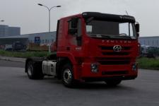 红岩单桥集装箱半挂牵引车360马力(CQ4186HTDG361C)