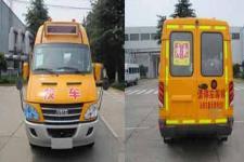 依维柯牌NJ6485YXCCZ型幼儿专用校车图片3