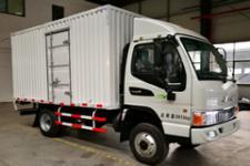 江淮牌HFC2040XXYP93K1B4V-S型越野厢式运输车
