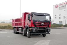 红岩牌CQ3316HXDG396S型自卸汽车图片