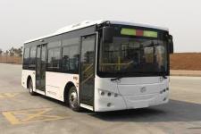 8米|10-28座大运纯电动城市客车(CGC6806BEV1EAMJHAYM)