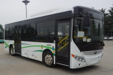 8.1米|10-24座宇通纯电动城市客车(ZK6805BEVG31)