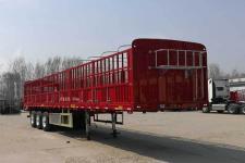 鲁际通牌 LSJ9402CCY型 仓栅式运输半挂车