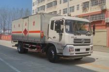程力威国五单桥厢式货车190-211马力5-10吨(CLW5183XRYD5)