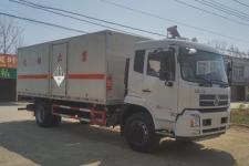 程力威国五单桥厢式货车190-211马力5-10吨(CLW5183XZWD5)