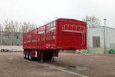 鲁际通牌LSJ9400CCY型仓栅式运输半挂车