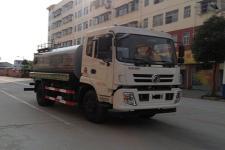 国五东风12吨洒水车价格