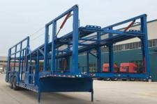 建宇牌YFZ9208TCL型车辆运输半挂车图片
