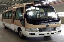 8.3米陆地方舟纯电动城市客车