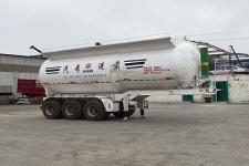 豫前通9.3米31吨3轴中密度粉粒物料运输半挂车(HQJ9400GFLHX)