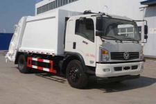 程力威牌CLW5164ZYSE5型压缩式垃圾车