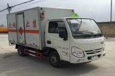 国五跃进爆破器材运输车