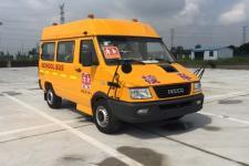 依维柯牌NJ6505YXCA型幼儿专用校车图片