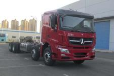 北奔国五前四后八货车底盘375马力0吨(ND1310DD5J7Z04)