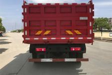 一汽凌河牌CAL3251C2KF3E5型自卸汽车图片
