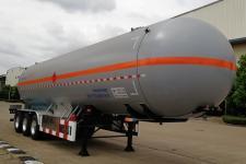 明欣12.9米23.9吨3轴液化气体运输半挂车(NMX9400GYQB)