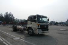 欧曼国五单桥货车底盘190马力0吨(BJ1183VLPCG-AA)