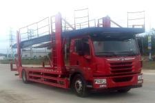 程力威牌CLW5180TCLC5型车辆运输车