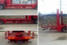 程力威牌CLW5180TCLC5型车辆运输车图片