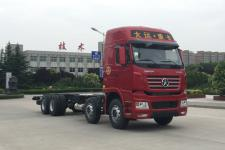 大运国五前四后八货车底盘375马力18805吨(CGC1310D5EDMG)