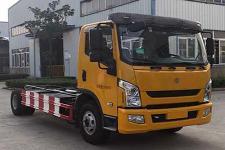 畅达国五单桥纯电动载货车底盘218马力0吨(NJ1100ZHDCWZEV)