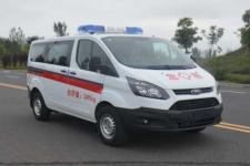 多士星牌JHW5034XJH型救护车