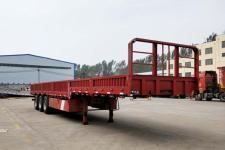 鲁际通牌LSJ9400E型 栏板半挂车(标车)