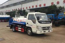 国五福田3吨洒水车