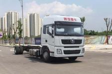 陕汽国五单桥货车底盘430马力0吨(SX1180XC1GC)