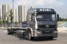 陕汽国五单桥货车底盘430马力0吨(SX1180MC1GC)