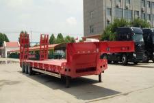 显鹏12.5米27吨6轴低平板半挂车(LTH9405TDP)