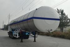 金碧12.9米26.8吨3轴二氧化碳运输半挂车(PJQ9400GYU)