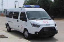 江铃特顺长轴救护车(转运型/监护型)价格厂家直销18771395753