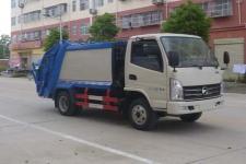 程力威牌CLW5040ZYSK5型压缩式垃圾车