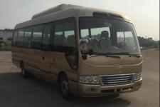 8.1米|24-34座五洲龙纯电动客车(FDG6810EV)