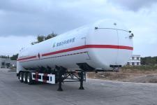 汇鑫天通13米24.4吨3轴低温液体运输半挂车(LSD9401GDY)