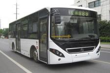 8.5米|23-30座飞翼纯电动城市客车(SK6858BEV25)