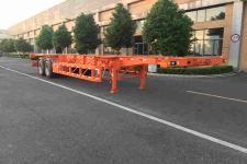 超雄12.4米30.5吨2轴集装箱运输半挂车(PC9350TJZ)