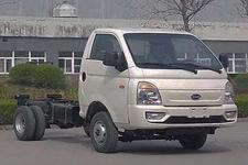凯马国五单桥货车底盘0马力1245吨(KMC1033HQ32D5)