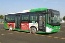 8.5米 10-28座广通客车纯电动城市客车(SQ6858BEVBT11)