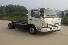 飞碟国五单桥纯电动货车底盘190马力0吨(FD1083W17KEV)
