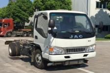 江淮牌HFC1071P93K5C2ZV型载货汽车底盘图片