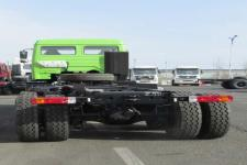 北奔牌ND3310DD5J6Z08型自卸车底盘图片