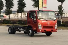 大运国五单桥货车底盘129马力4995吨(CGC1090HDE35E)
