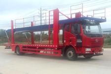 程力威牌CLW5160TCLC5型车辆运输车