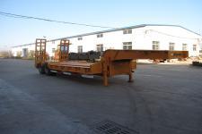 骏通12.5米25吨2轴低平板半挂车(JF9341TDP)