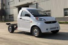 东风国三微型纯电动货车底盘57马力0吨(EQ1020BACEV)