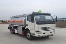 东风多利卡8吨运油车价格