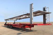 中集13.8米22.3吨3轴车辆运输半挂车(ZJV9330TCLQD)