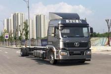 陕汽国五单桥货车底盘310马力0吨(SX1180MB1GC)